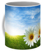 Spring Coffee Mug by Carlos Caetano