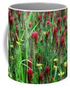 Spring Clover Coffee Mug