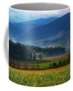 Spring Colors In Caves Cove Coffee Mug