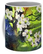 Spring Dogwoods Coffee Mug