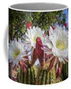 Spring Easter Cactus Blooms 789 Coffee Mug