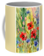 Spring Field Coffee Mug
