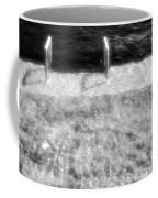 Spring Flood Bw Coffee Mug