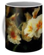 Spring Floral Coffee Mug by David Lane