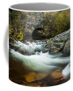 Spring Flow At Eagle Creek Coffee Mug