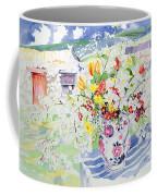 Spring Flowers On The Island Coffee Mug