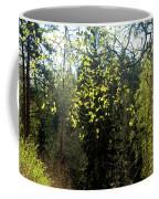 Spring Foliage Coffee Mug