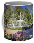 Spring Fountain Coffee Mug