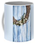 Spring Garland Coffee Mug