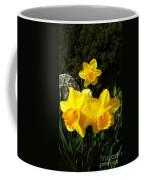 Spring Gold Coffee Mug