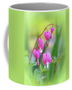 Spring Hearts - Flowers With Vignette 2 Coffee Mug