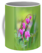 Spring Hearts - Flowers With Vignette Coffee Mug
