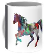 Spring Horse 2 Coffee Mug