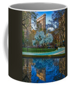 Spring In Madison Square Park Coffee Mug
