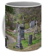 Spring In Oak Hill Cemetery #4 Coffee Mug