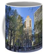 Spring In Philadelphia - Rittenhouse Square Coffee Mug