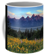 Spring In The Tetons Coffee Mug