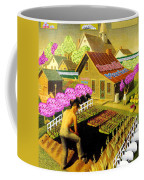 Spring In Townville Coffee Mug