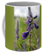 Spring Larkspur Coffee Mug