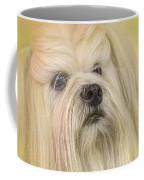 Spring Lhasa Apso Coffee Mug