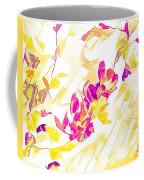 Spring Light Abstract Coffee Mug
