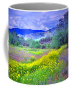 Spring Morning Along The Channel Parkway Coffee Mug