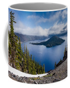 Spring Morning At Discovery Point Coffee Mug