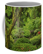 Spring Morning In The Garden Coffee Mug