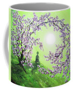 Spring Morning Meditation Coffee Mug