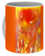 Spring On The Red Planet Coffee Mug