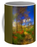 Spring Pathways Coffee Mug