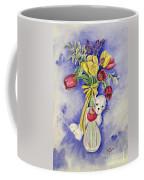 Spring Peek-a-boo I Love You Coffee Mug
