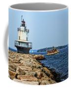 Spring Point Ladge Lighthouse - Maine Coffee Mug