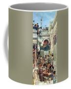 Spring Coffee Mug by Sir Lawrence Alma-Tadema