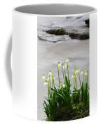 Spring Snowflake Coffee Mug