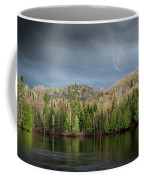 Spring Storm Coming Coffee Mug
