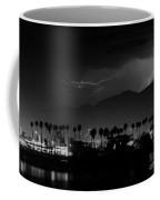 Spring Storm Santa Barbara-signed Coffee Mug