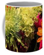 Spring/summer Bouquet - Flowers Coffee Mug