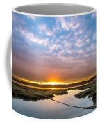 Spring Sunrise On Arcata Bay Coffee Mug