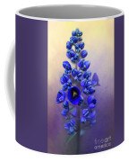Spring Sunshine On Blue Coffee Mug