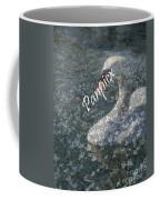 Spring Swan Coffee Mug