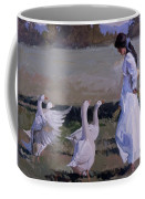 Spring Temptress Coffee Mug