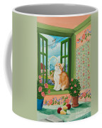 Spring Through My Window Coffee Mug