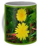 Spring Time Series Painting Coffee Mug