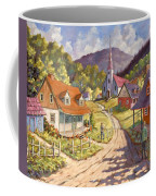 Spring Time Sun Coffee Mug