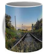 Spring Train Rails Coffee Mug