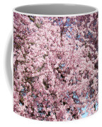 Spring Trees Art Prints Pink Springtime Blossoms Baslee Troutman Coffee Mug