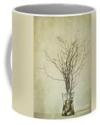 Spring Unfolds Coffee Mug by Priska Wettstein