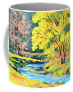 Spring Willow Coffee Mug