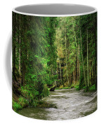 Spring Woods Greenery Coffee Mug